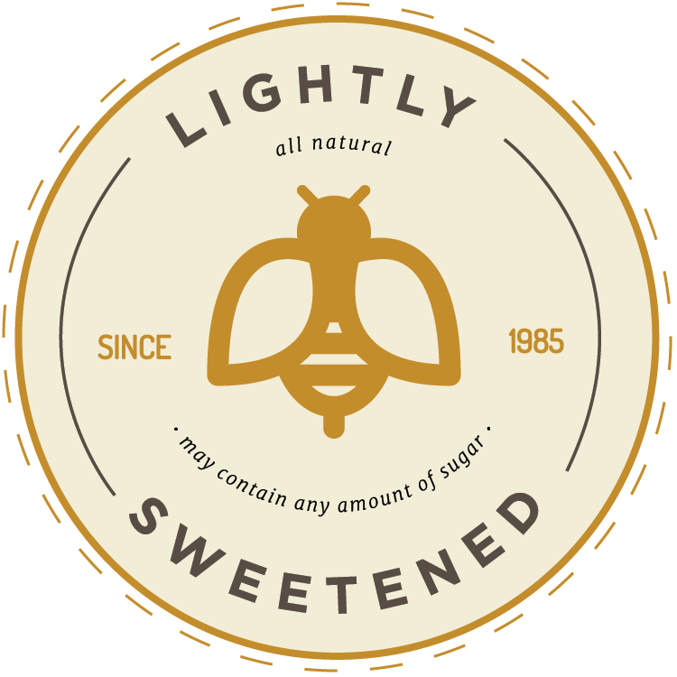lightly-sweetened