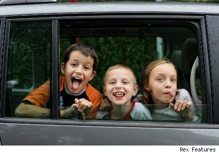 highway safety and other safety tips for driving with children
