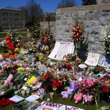Mass Shooting Memorial