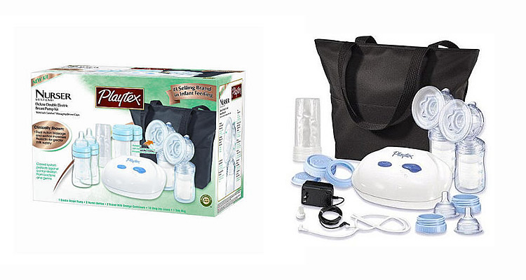Playtex Electric Nursing Pump Recall