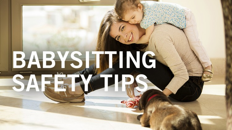 Babysitting Safety Tips