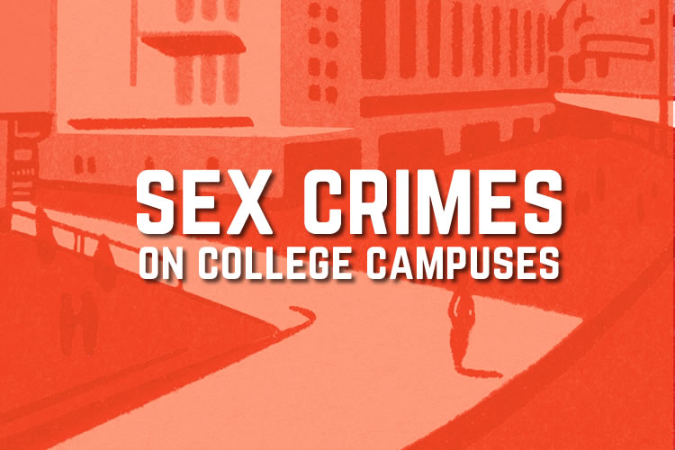 Sex Crimes on Campuses in America