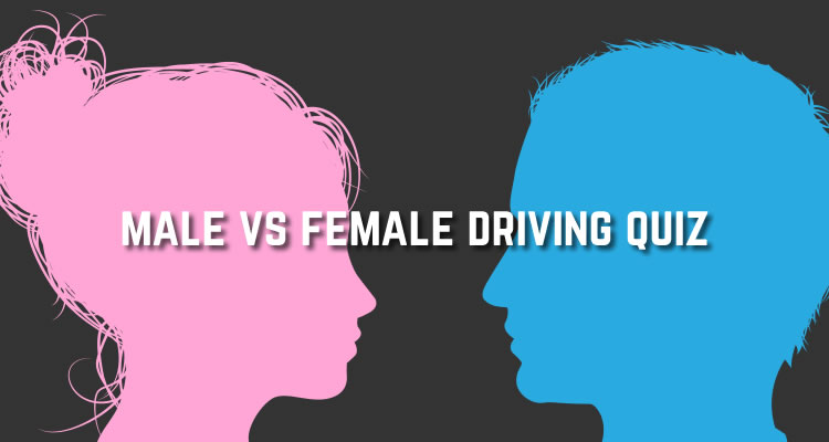 Male vs Female Driving Quiz