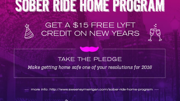 Sober Ride Home Program