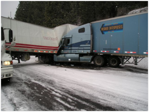 Minneapolis truck driving accidents, image but Knutson + Casey Truck accident lawyers