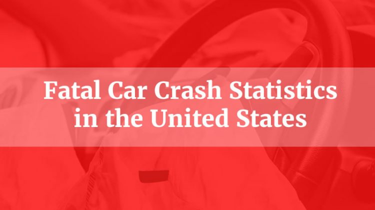 fatal crash statistics in the United States 2018