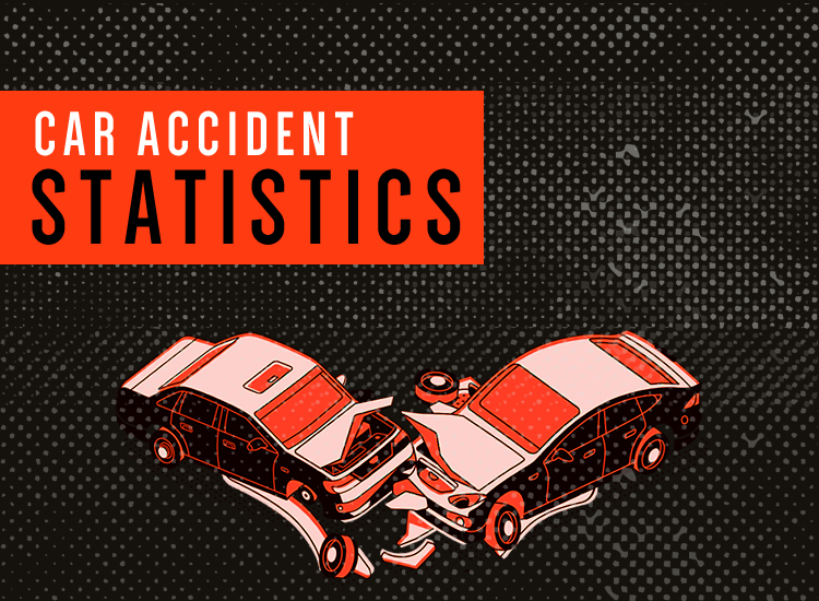 Over 100 Car Accident Statistics for 2019 | U S  and Global