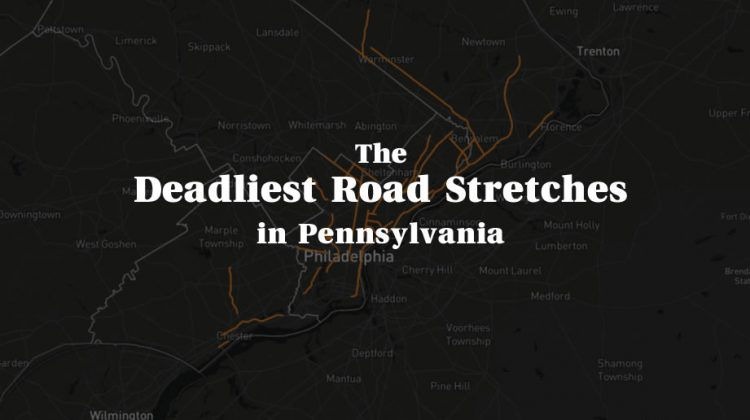 deadliest roads in pennsylvania