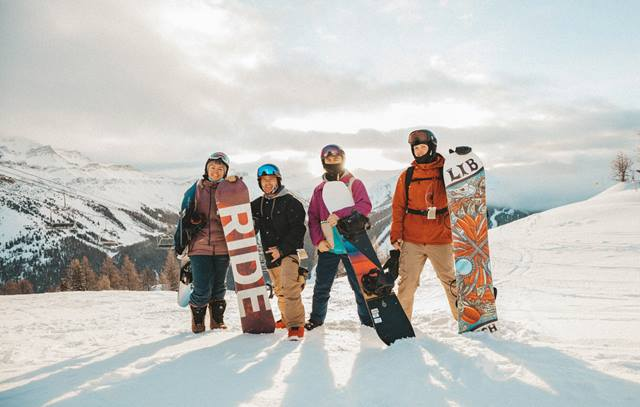 Snowboarding safety tips